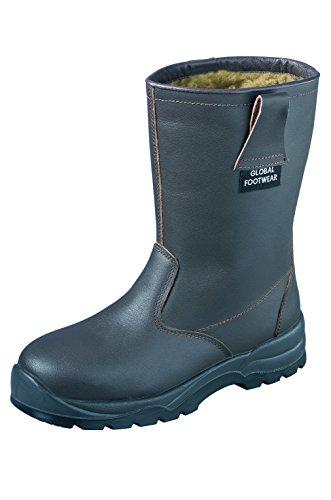 HONEYWELL Rigger Sicherheitsschuhe Arbeitsschuh Stiefel warm gefüttert Winter S3, Größe: 47