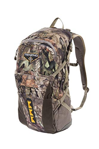 TENZING TX Voyager Day Hunting Pack, Mossy Oak Country, Multi-Coloured, One Size