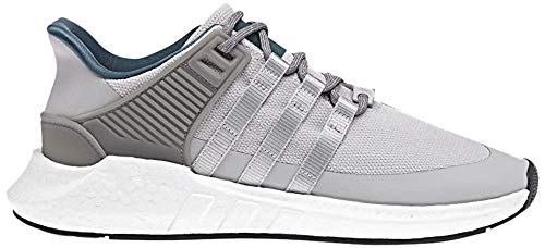 adidas Mens EQT Support 93/17 Casual Sneakers, Grey, 8.5