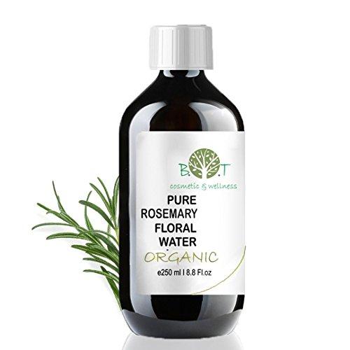 Idrolato BIO di Rosmarino Acqua aromatica pura al 100% Acqua Floreale 250 ml