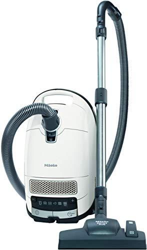 Miele Aspirateur Complete C3 Silence Ecoline, Blanc