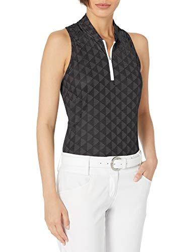 adidas Golf Women's Heat.rdy Racerback Primegreen Polo Shirt