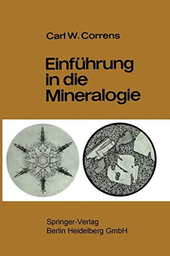 Einfuehrung in die Mineralogieの詳細を見る