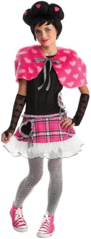 Rubie's Drama Queens Tween Harajuku Girl Costume  Tween Medium (24)