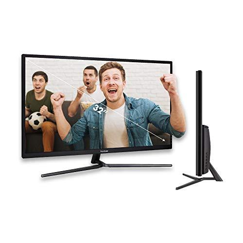 """Viewsonic VX3211-4K-MHD - Monitor de diseño (80,1 cm (32""""), 4K, Panel VA, FreeSync, HDR10, HDMI, DP, Altavoces), Color Negro"""