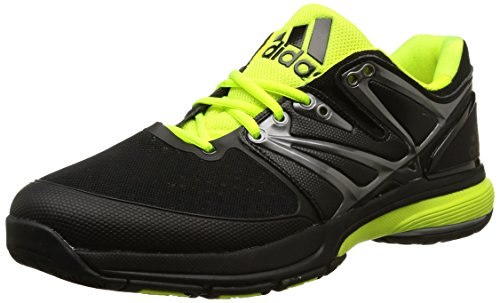 Adidas Stabil4ever Innen Schuh - AW15, CBLACK/SYELLO/FTWWHT, 40.6