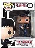 Pop SCARFAC Tony Montana # 86 Figuras de Vinilo coleccionables Modelo de Juguetes para niños Regalo