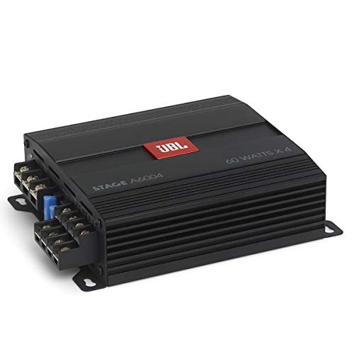 JBL STAGE A6004 - 4 Channel 60W x 4 full range amplifier