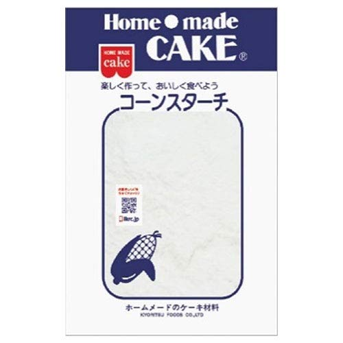 共立食品 コーンスターチ 160g×10個入×(2ケース)