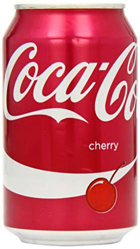 Coca-Cola Cherry 1 x 330 ml