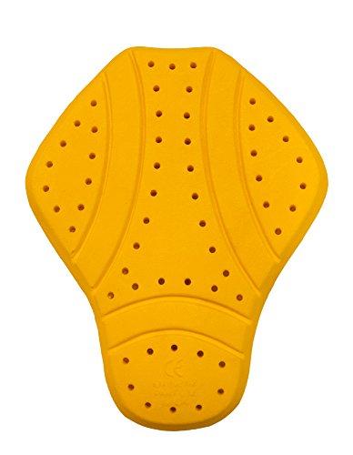Roleff Racewear Norme EN 1621–2: 2014Protection dorsale certifié Niveau 2Ro PP 14, jaune, Taille 39–43cm