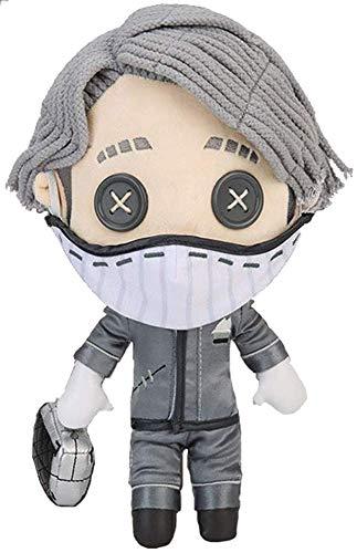 Odxlzc Compre Ahora: Game Identity V Aesop Carl Cosplay Pillow Plush Doll Doll Plush Toy Cambiar Ropa Vestir Disfraz Anime Lindo