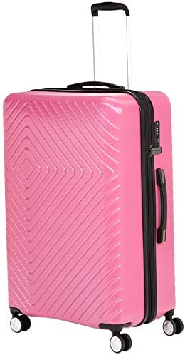 Maletas de viaje rosa