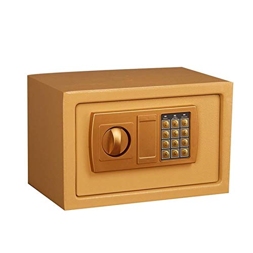 XHMCDZ Pequeño Escritorio cajón Caja de Seguridad