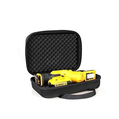 Hermitshell Hard Travel Case for DEWALT DCS367B / DCS387B 20-volt MAX Compact Reciprocating Saw
