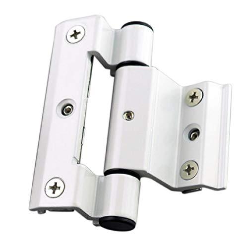 Bumpy Road Bisagra de puerta y ventana abatibles de aleación de aluminio tipo 50 Bisagra de acero inoxidable Bisagra de ventana de aleación de aluminio Bisagra de ventana Bisagra de puerta