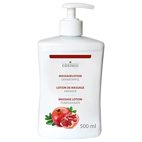 cosiMed Massagelotion Granatapfel mit Druckspender, 500 ml