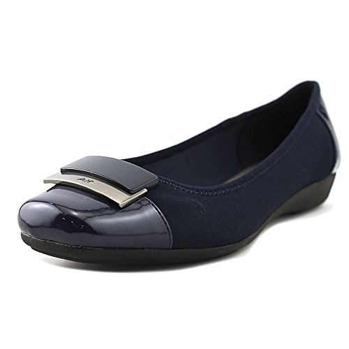 Price comparison product image Anne Klein Sport Women's UNA Navy 8 M US