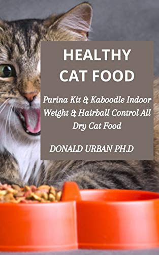 HEALTHY CAT FOOD : Purina Kit & Kaboodle Indoor Weight &...