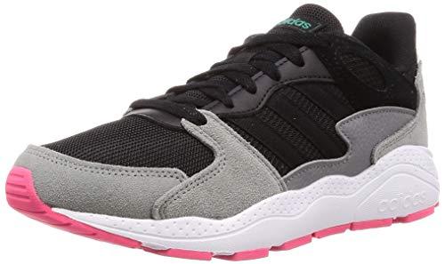 adidas Damen Crazychaos Sneaker, CBLACK/CBLACK/REAPNK