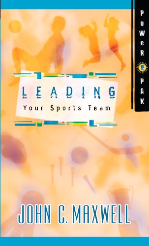 PowerPak Collection Series: Leading Your Sports Team (English Edition)