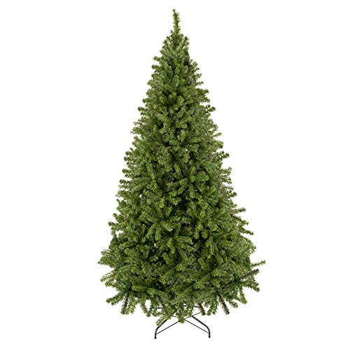 XM&LZ Christmas Tree Stands for Artificial Trees,Christmas Tree 7.5ft 1450 Branch,Small Artificial Christmas Trees for Indoor Outdoor Holiday Decoration