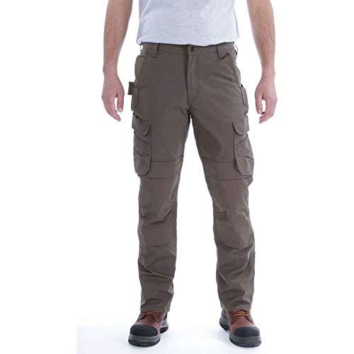 Carhartt Herren Full Swing Steel Cargo Pants, Tarmac, W32/L32
