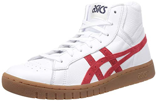 Asics Tiger Gel-PTG MT 1193A100-100 Blanco/Rojo Clásico, color Blanco, talla 40.5 EU