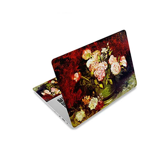 13'15'15.4'15.6' Laptop Skin Decal Sticker Cover PVC Notebook Reusable Protector-Laptop skin-Custom size