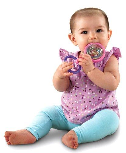 Hochet Fisher Price Lollipop sucette 3-18 mois