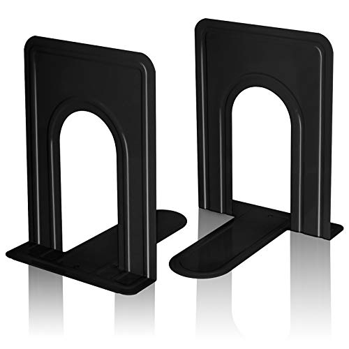 Book Ends  Decorative Metal Book Ends Heavy Duty bookends