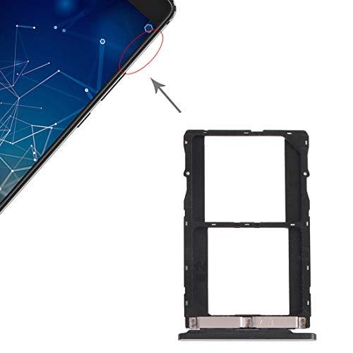 YEYOUCAI Bandeja de tarjeta SIM + bandeja de tarjeta SIM para Infinix Note 4 Pro