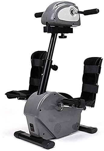 NMDCDH Electronic Physical Therapy Rehabilitation Bike,Pedal Exerciser Bikes Can Help You Strengthen Arms and Legs,Improving Circulation 912