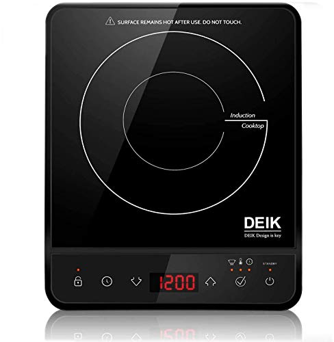 Portable Induction Cooktop, Deik...