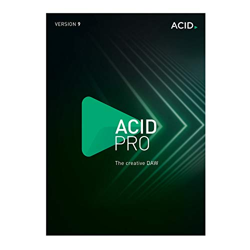 MAGIX Acid Pro Next - Next Level Loop Based Music Production Acid Music Studio Loops