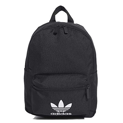 adidas Small Classic Backpack - Black - One Size