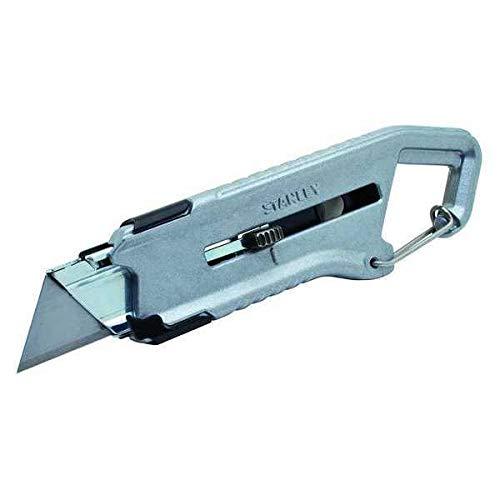 Utility Knife, Retractable, Utility, General Purpose, Steel