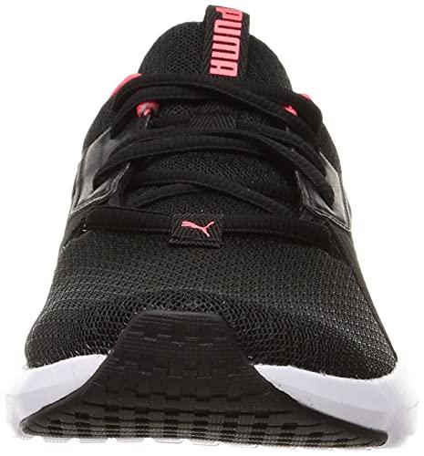 Puma Chroma Wn's, Zapatillas de Entrenamiento Mujer, Black-Sunblaze, 41 EU