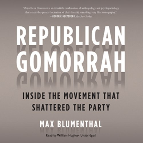 Republican Gomorrah cover art