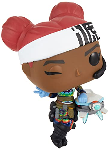 Funko POP Apex Legends Exclusive Special Edition - Lifeline with Tie Dye Outfit