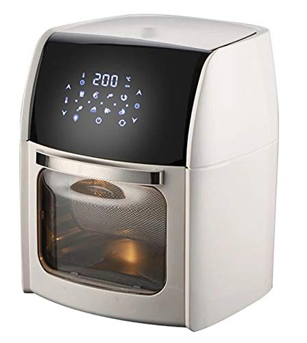 12L Oil Free Healthy Air Fryer Low Cooking Machine with Fryer Oven Fryer Temperature Control with Di Display