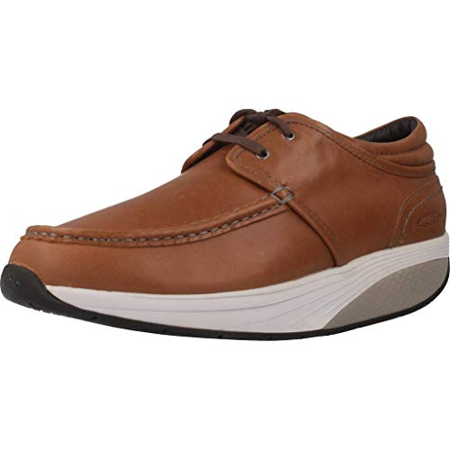 MBT KHERI 6S M, Zapatos de Cordones Oxford Hombre, Marrón (Brown 22u),...