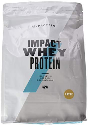 Myprotein Impact Whey Protein Latte 1000g