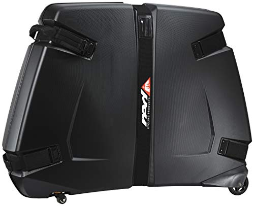 red CYCLING PRODUCTS Bike Box II Fahrradkoffer schwarz 2020 Transporthülle