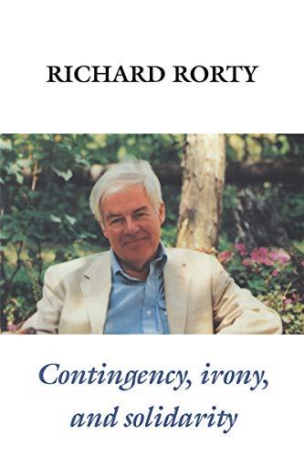 Contingency, Irony, and Solidarity (English Edition)