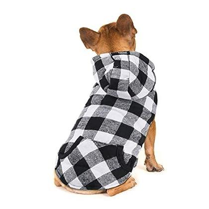HOHE QUALITÄT - Hergestellt aus weicher Fleece-Innenseite und Polyesterfaserfüllung zum Schutz vor kaltem Wind, der warm und atmungsaktiv ist. SWEET POCKET - Eine Tasche auf dem Mantel, in der Sie einige kleine Dinge verstauen können, die Sie beim La...