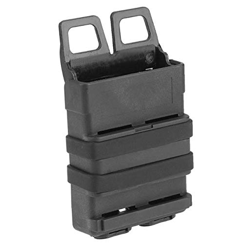 ZHSJ Multifunción 4 tamaños Fije la Revista Fast Bolsa mag Holder Funda de Caza de Airsoft MP7 Accesorios for al Aire Libre Juego de la Caza Conveniente 2 (Color : 5.56mm)