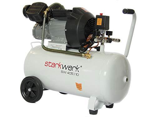 Starkwerk Druckluft Kompressor SW 405/10-270L/min - 10 Bar