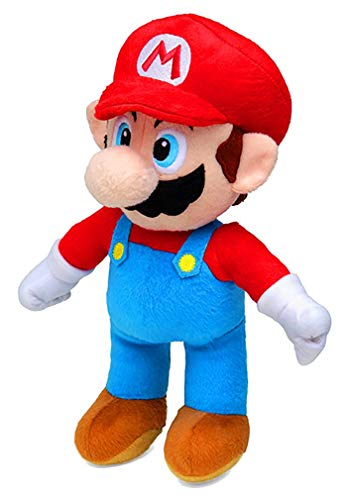 Super Mario (30cm), Stofftier, lizensiertes Original