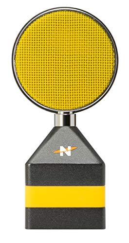 NEAT Worker Bee Cardioid Solid State Condenser Microphone with Pop Filter and Shockmount